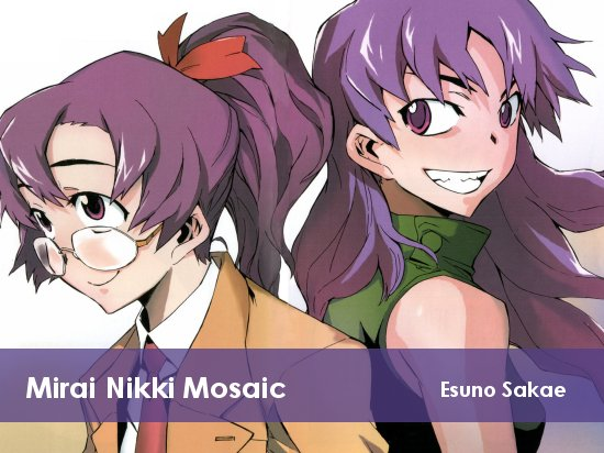 Mirai Nikki Mosaic