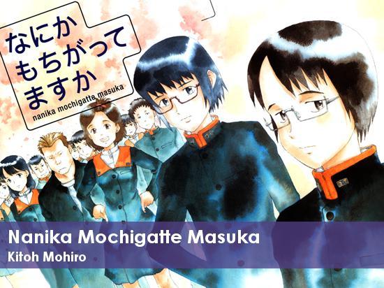 Nanika Mochigatte Masuka